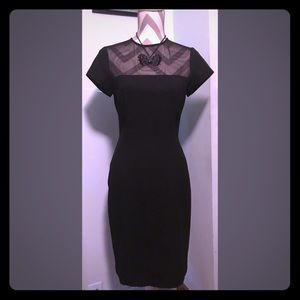 Vintage little black dress Kathryn Conover size 4